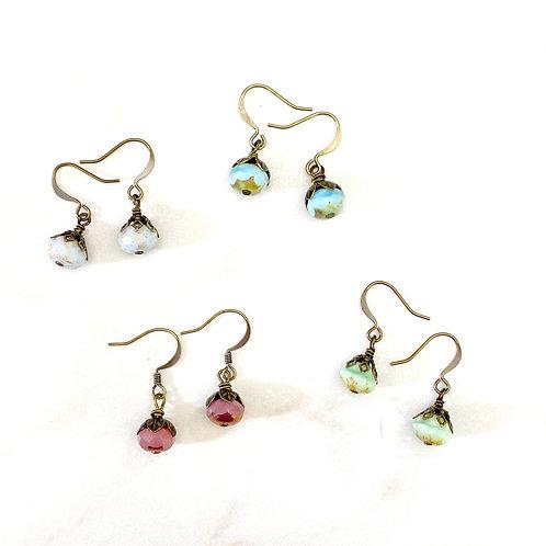 Earthen Beauty Earrings (6 Colors)