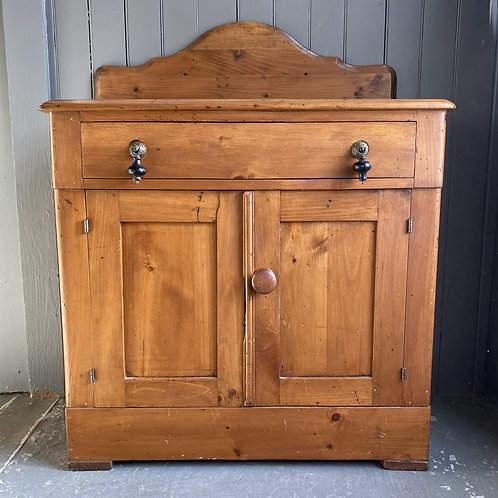Pine Commode Chest