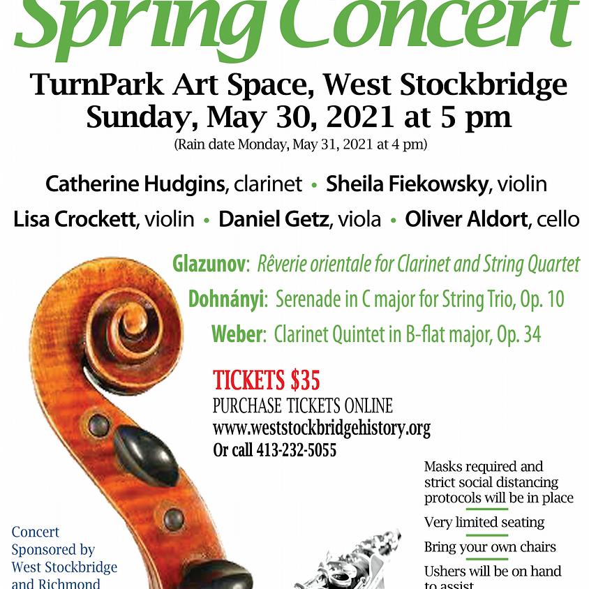 West Stockbridge Chamber Players Spring Concert