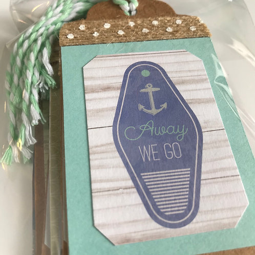 Coastal Gift Tags - Set of 8