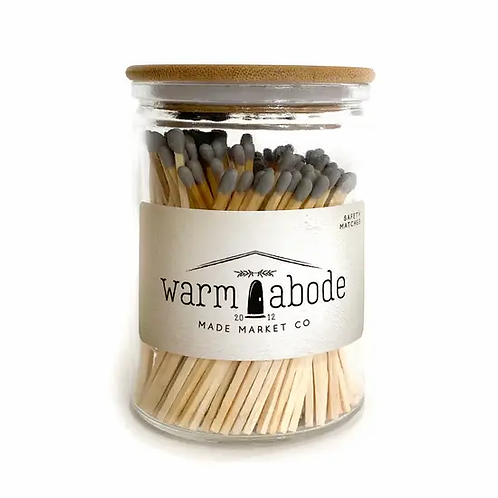 Warm Abode Matches