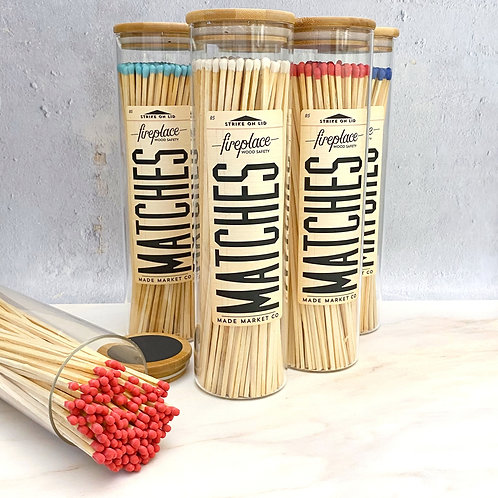 Apothecary Fireplace Matches