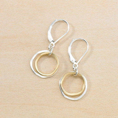 Mini Caldera Earrings