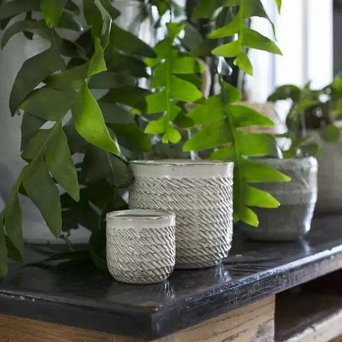 Wheatfield Stoneware Pots