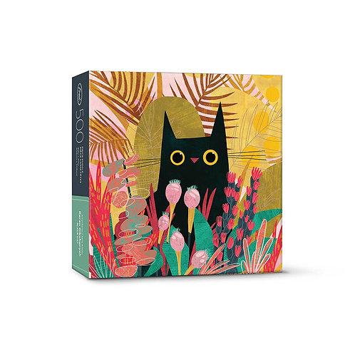 Black Cat Puzzle 500pc