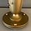 Thumbnail: Vintage Brass Deco Lamp