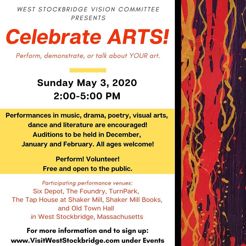 Celebrate ARTS!
