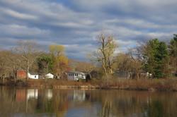 Paddler's View of Shaker Mill Pond