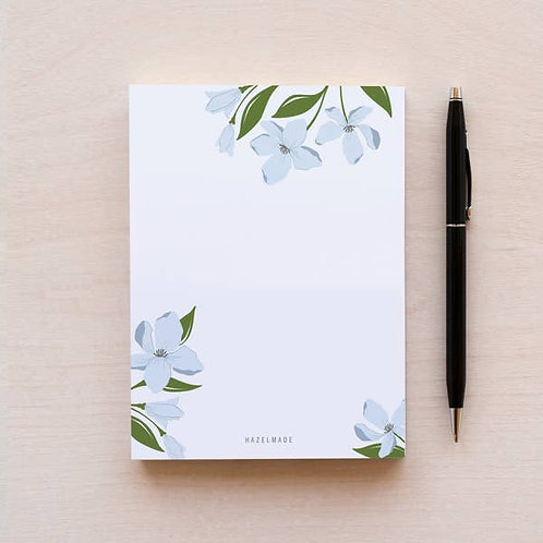 Dogwood Florals Notepad