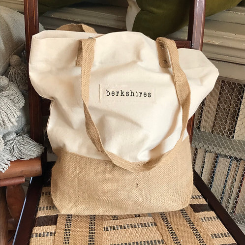 Berkshires Tote Bag