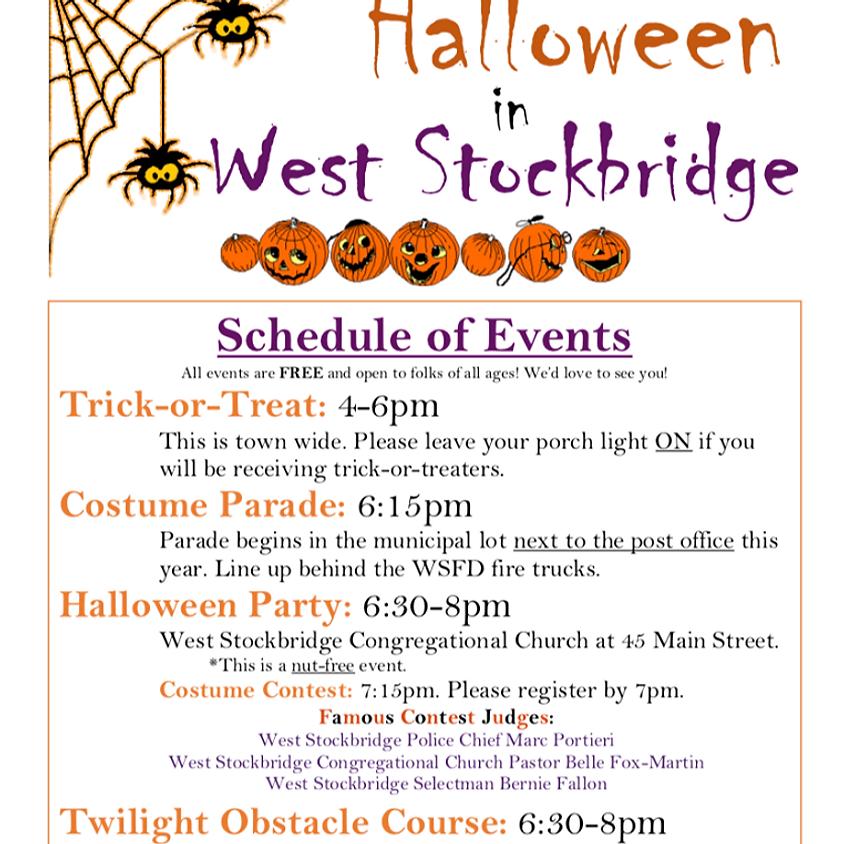 Halloween in West Stockbridge