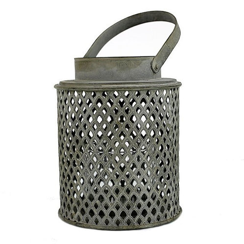 Diamond Metal Lantern