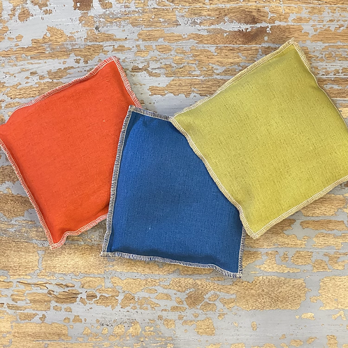 Lavender Sachet Set of 3 Prism Colors