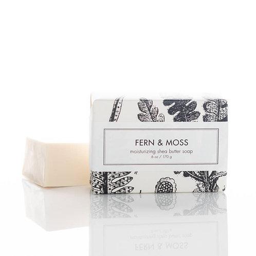 Formulary 55 Fern +Moss Bar Soap