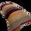 Neutral Stripes Kilim Pillow 12x24