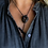 Thumbnail: Knot & Bar Necklace