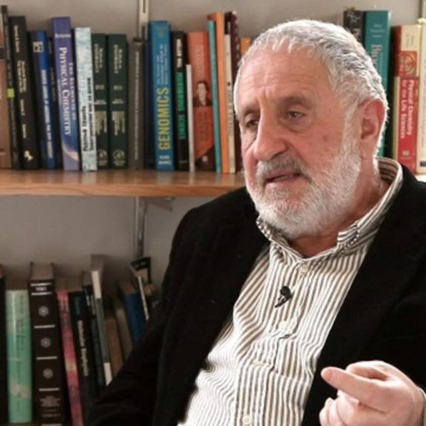 """The Jewish Genes"" Lecture by Dr. Maxim Frank-Kamenetskii"