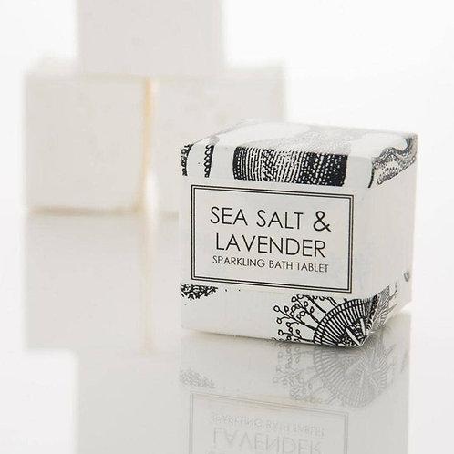 Formulary 55 Sea Salt + Lavender Sparkling Bath Tablet