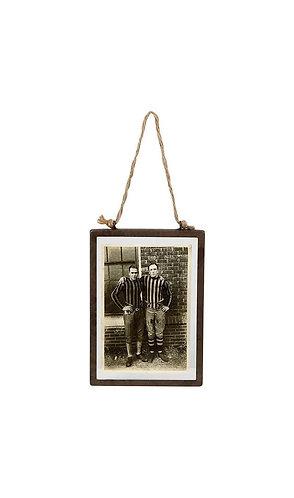"""Rectangular 5"""" x 7"""" Hanging Photo Frame"""