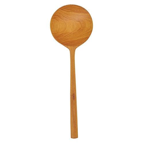 Teakwood Round Spoon