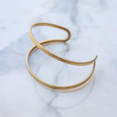 Infini Cuff Bracelet