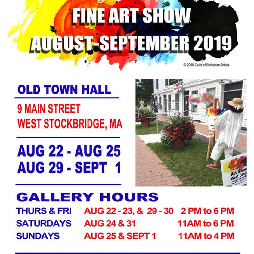 Guild of Berkshire Artists - Fine Art Show
