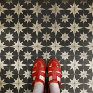 Vintage Vinyl Floorcloth - Classic Collection