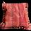 Thumbnail: Red Damask Kilim Pillow 24x24