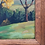 Thumbnail: Vintage Oil on Board Landscape Painting with White House by R. St. James