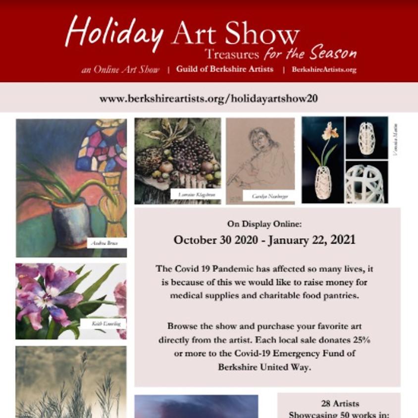 Holiday Art Show: Treasures for the Season