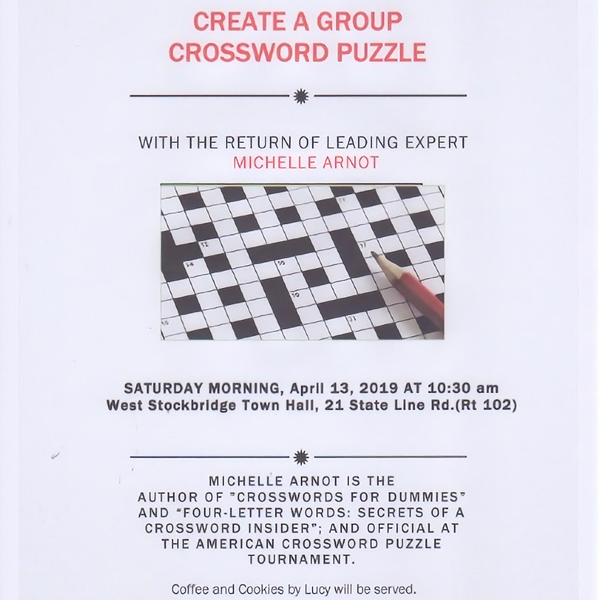 Create a Group Crossword Puzzle