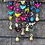 Thumbnail: Long Multi Colored Prosperity Bird Tota