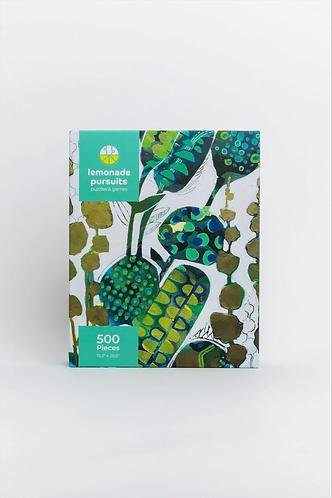 Botanical Song Puzzle 500pc