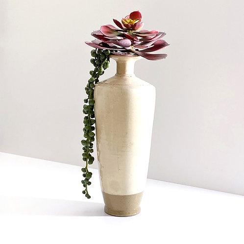 Vintage Earthenware Vase