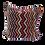 Thumbnail: Zigzag Pattern Kilim Pillow 24x24