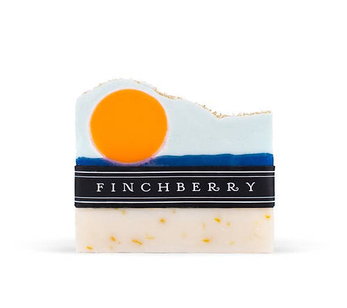FinchBerry Soap Bar Slice Sun Tropical Sunshine