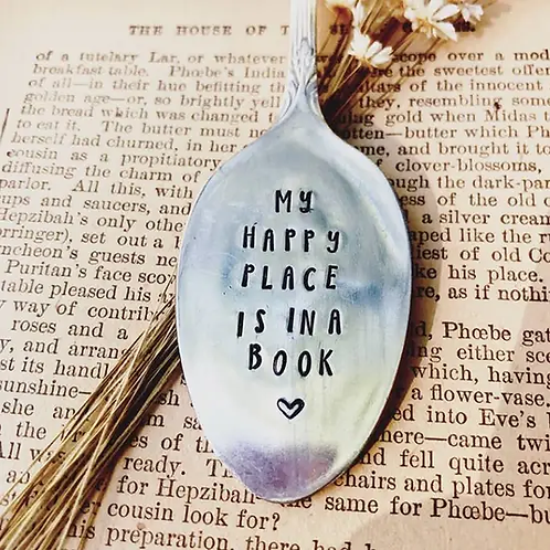 Happy Place Bookmark