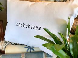 Berkshires Canvas Pillow