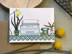 Hazelmade Hello Notepad