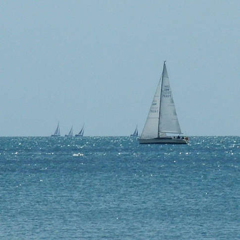 Sailing Fun! - The Solent