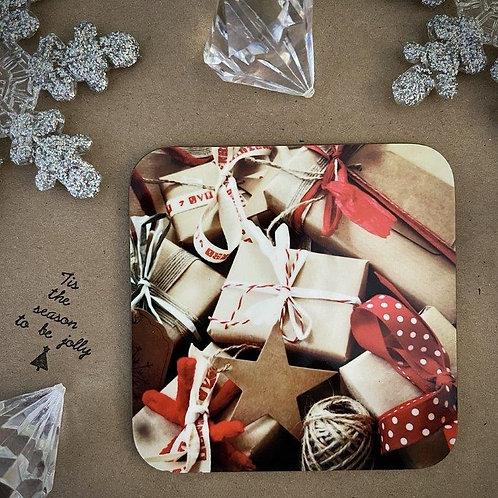 Christmas Presents Coaster