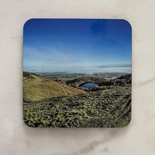 Worcestershire Views Coaster