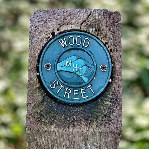 Wood Street Path