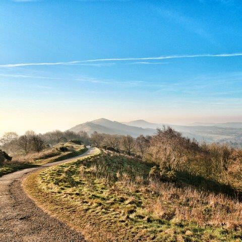 Views From the Worcestershire Beacon
