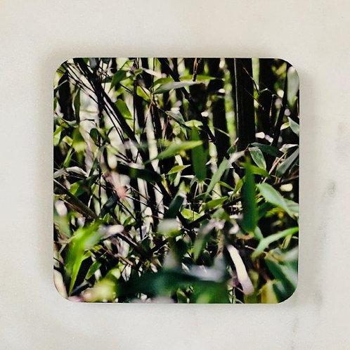 Bamboo Leaves Coaster