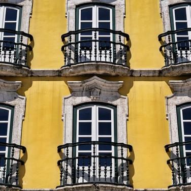Sunshine Yellow Walls