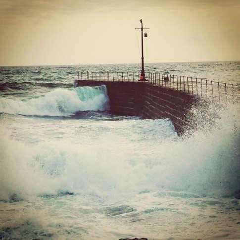 Cornish Pier