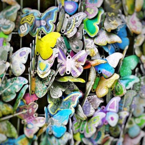 Butterflies Blank Card