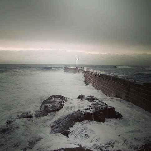 Porthleven Pier