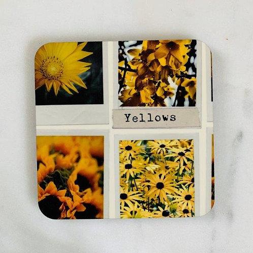Yellows Coaster